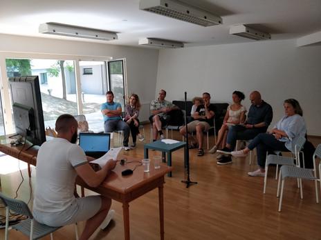 Втора среща на партньорите по проект ShareEurope