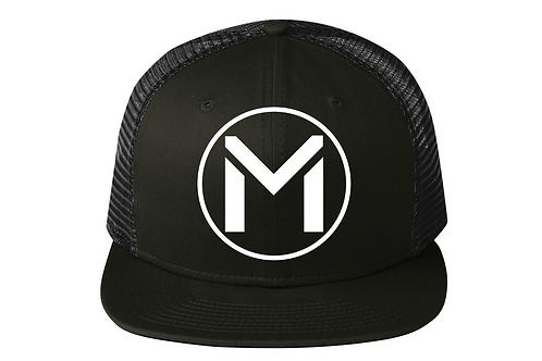 Movement Church Embroidered Trucker Hat
