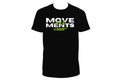 Movement Move Original t-shirt