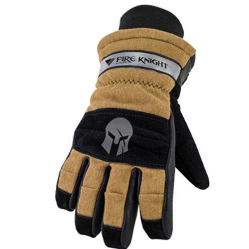 Veridian Fire Knight Glove