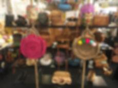 LovingBali messe, kunderne elsker Rattan taskerne