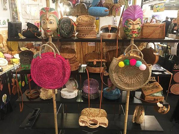 Flet tasker eksotiske mode tasker