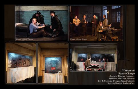 Hangmen - Atlantic Theatre Company