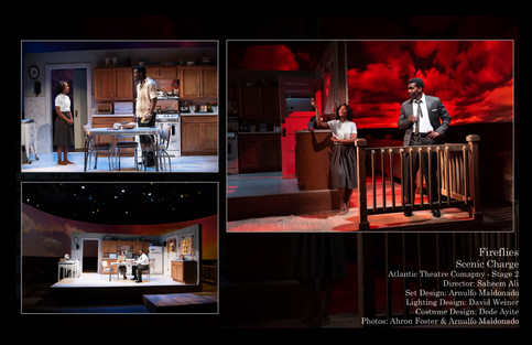 Fireflies - Atlantic Theatre Company