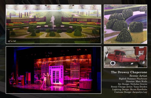 The Drowsy Chaperone - Bigfork Summer Playhouse