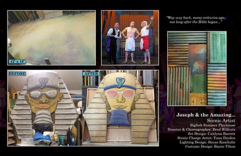 Joseph & the Amazing Technicolor Dreamcoat - Bigfork Summer Playhouse