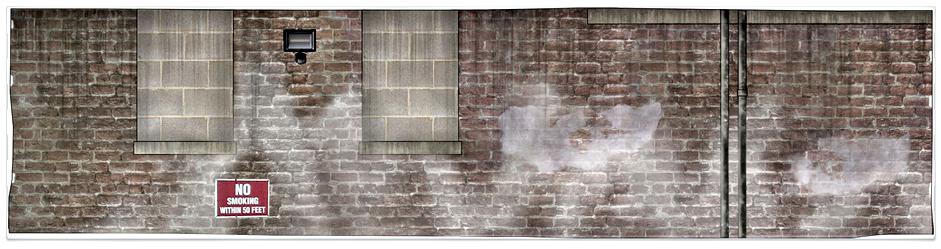 Paint Elevation for David Arsenault's Ironbound