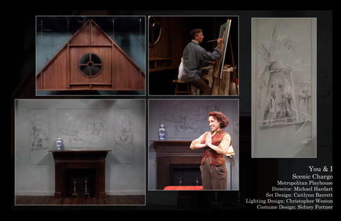 You & I - Metropolitan Playhouse