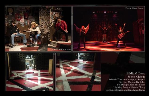 Eddie & Dave - Atlantic Theatre Company Stage 2