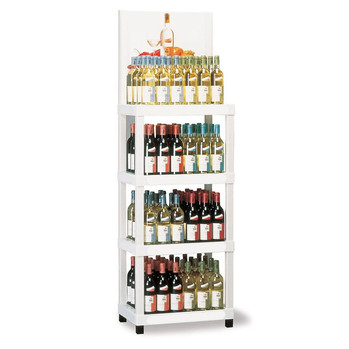 supermarket-metal-floor-stand-display-un