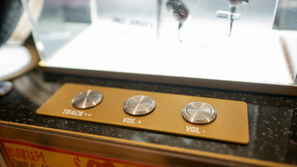 Sound Switching Buttons