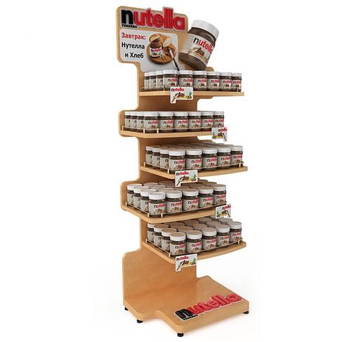 Custom-High-quality-food-display-cabinet