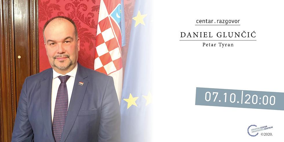 Centar.Razgovor - Nj.E. Daniel Glunčić