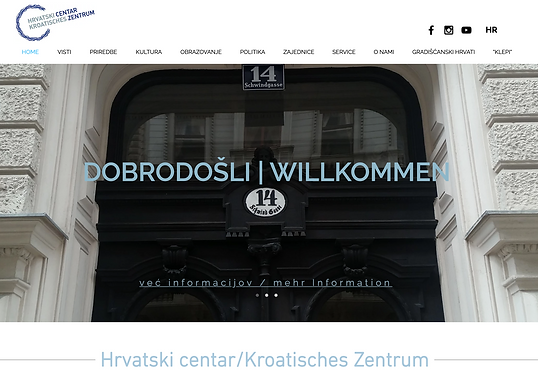 Nova internetska stranica Hrvatskoga centra online!