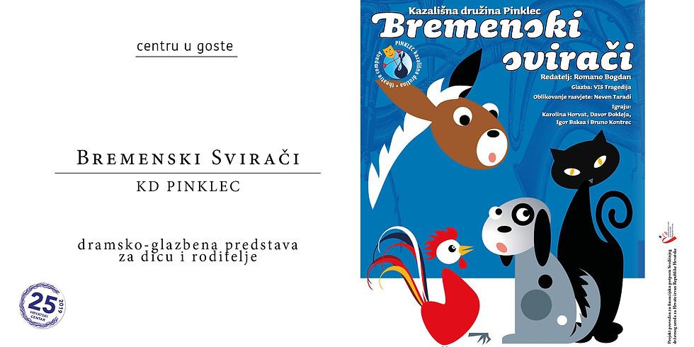 Bremenski svirači: dramsko-glazbena predstava za dicu i roditelje