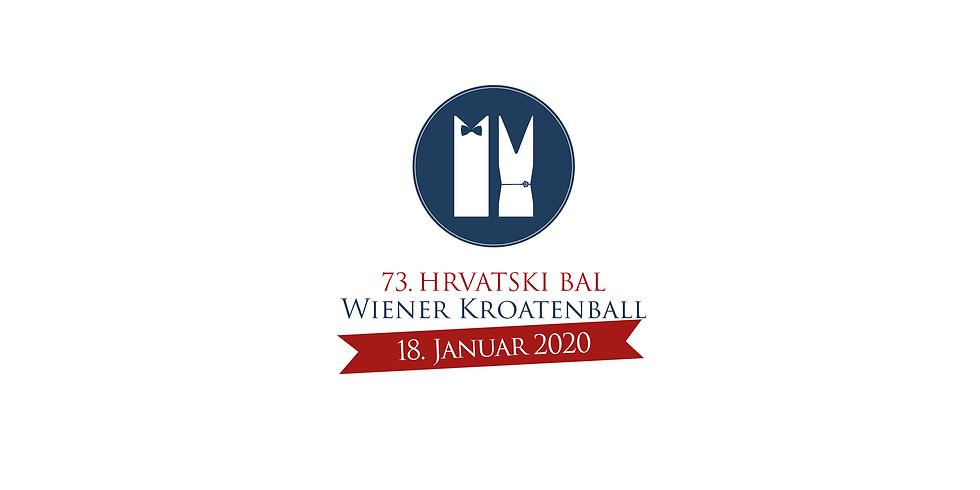 73. Hrvatski bal / Wiener Kroatenball