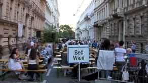 Unatoč koroni, Ulična fešta oduševila Bečane