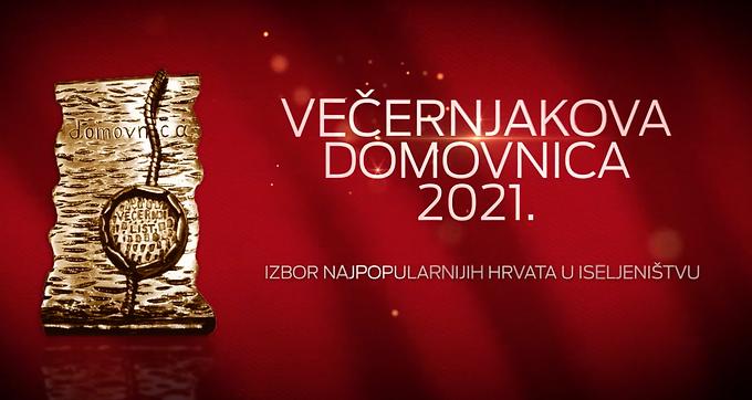 Med dobitniki Večernjakove domovnice 2021. je i 74. Hrvatski bal u vitualnom obliku