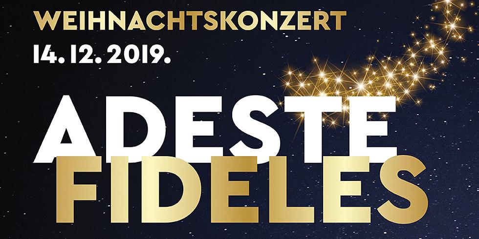 Adeste fideles - Božićni koncert / Weihnachtskonzert