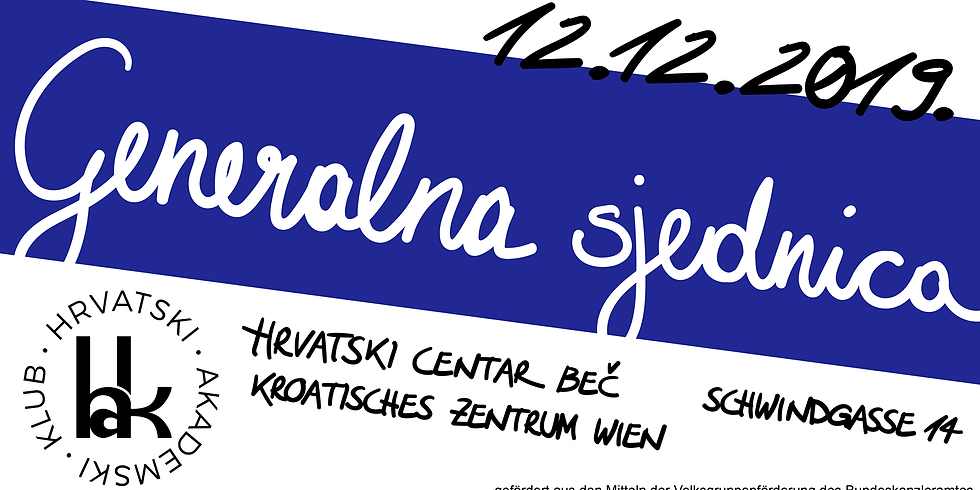HAKovski četvrtak:  Generalna sjednica i Čunovski Bećari
