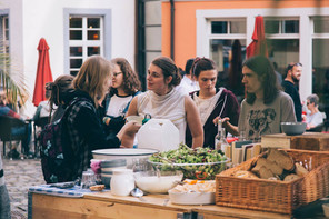 Building Conversation in Neustadt 2018