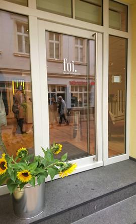 Foi in der Hauptstraße in Neustadt