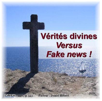 Série MP3 / 163 Vérités divines versus Fake news !