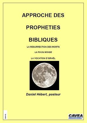 CAH-10-Approche des prophéties bibliques