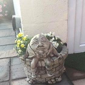 Stone Humpty Dumpty