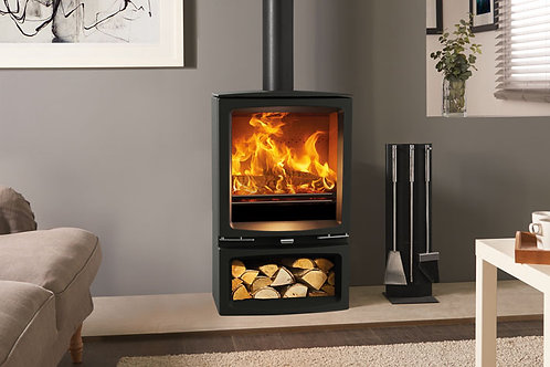Stovax Vogue Medium Slimline Wood Burning & Multi-fuel Stove