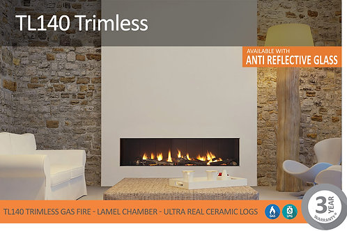 Vision Trimline TL140 Gas Fire