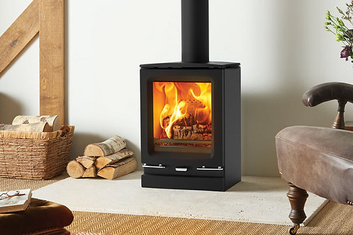 Stovax Vogue Small Wood Burning & Multi-fuel Stove