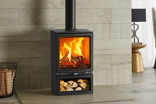 Vogue Medium Wood Burning & Multi-fuel Stove