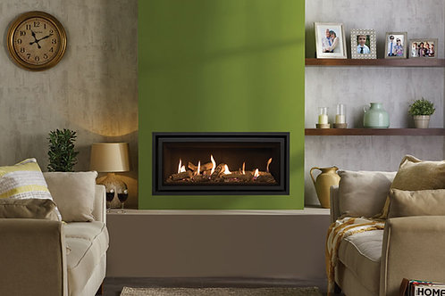Gazco Studio Edge + Gas Fire