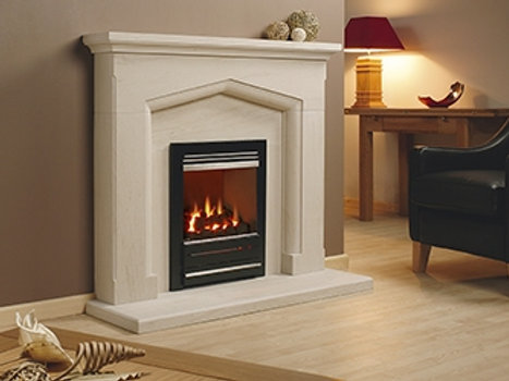 Nu Flame Vitesse Balanced Flue (NG) Modern Trim Gas Fire