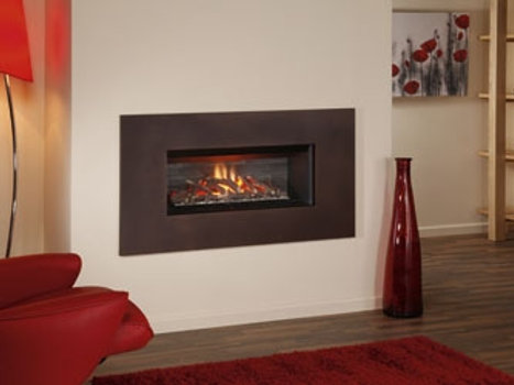 Nu Flame Icona 800 H.E. (LPG) Gas Fire