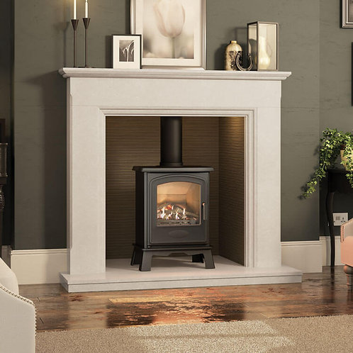 Elgin & Hall Eternia Inglenook Marble Surround