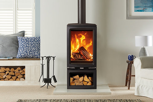 Stovax Vogue Midi T Wood Burning & Multi-fuel Stove