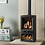 Thumbnail: Gazco Vogue Midi Gas Stove