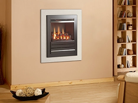 Nu Flame Vitesse CF (NG) Modern Trim Gas Fire