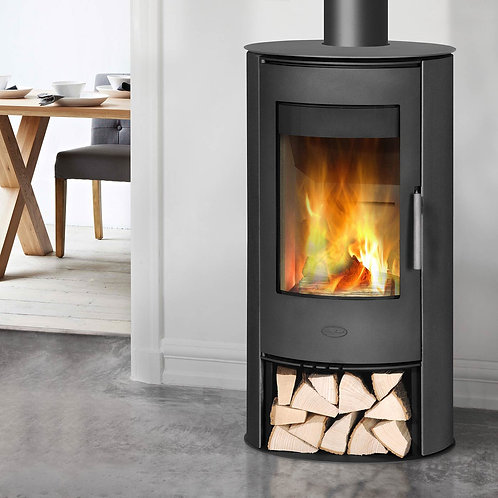 Penman Kassel Cylindrical Wood Burning Stove