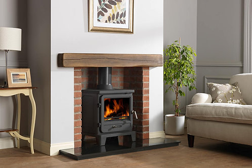 Penman Vega Edge 200 Stove For Clean Wood Burning and Smokeless Fuel Use