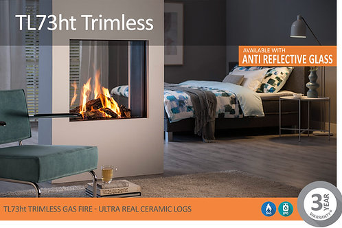 Vision Trimline TL73HT Gas Fire