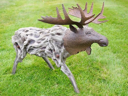 Dutch Imports Moose - Wood Effect