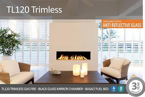 Vision Trimline TL120 Trimless Gas Fire