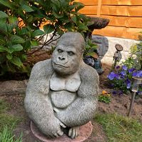 Stone Gorilla