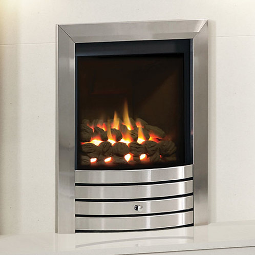 Elgin & Hall Balanced Flue Inset Gas Fire