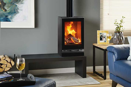 Stovax Vision Small T Wood Burning Stoves & Multi-fuel Stove