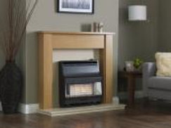 Valor Firelite Radiant Electronic Outset Gas Fire