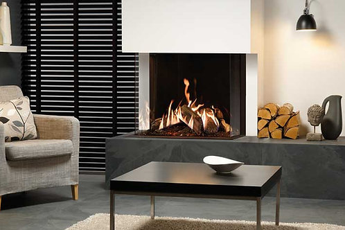 Gazco Reflex 75T MUltisided Gas Fire
